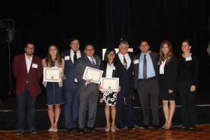 La Raza Scholarship Recipients
